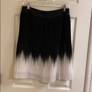 Cute pleated skirt.  Like new condition.